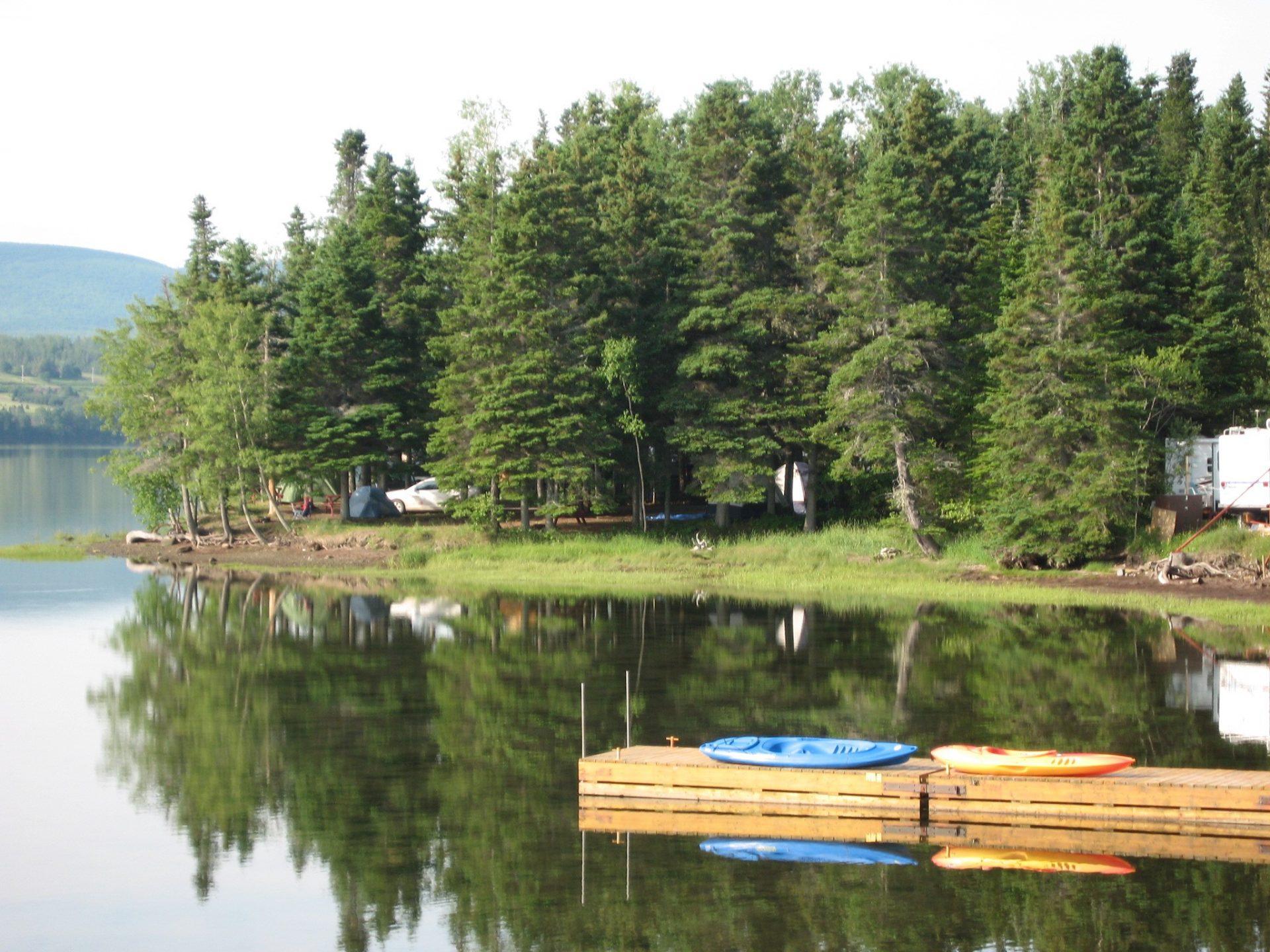 Camping Gaspé