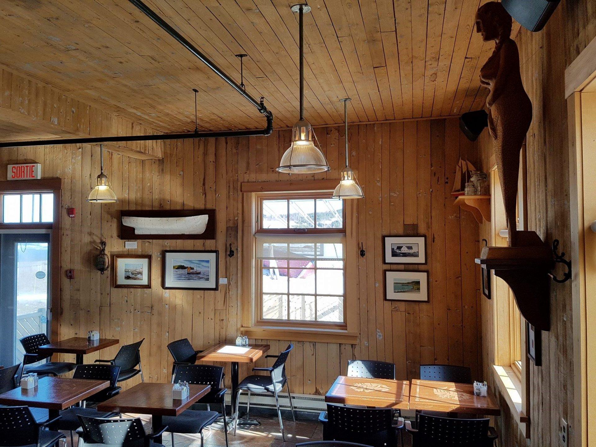 Café de l'Anse, Centre culturel Le Griffon