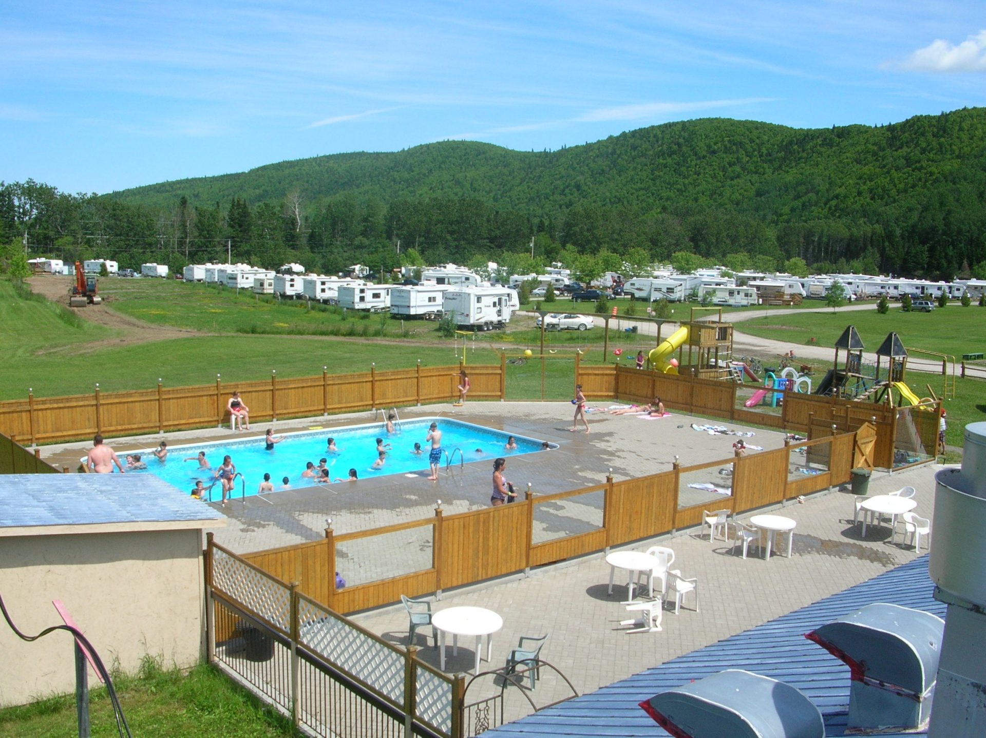 Camping des Appalaches