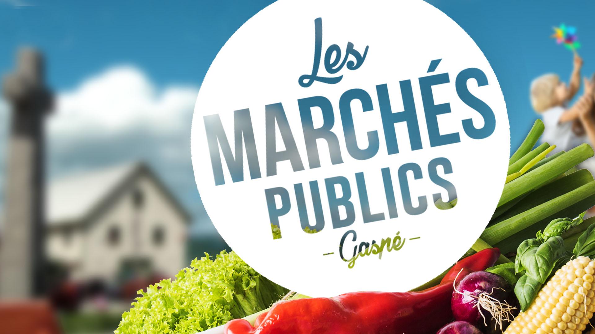 Marchés Publics Gaspé