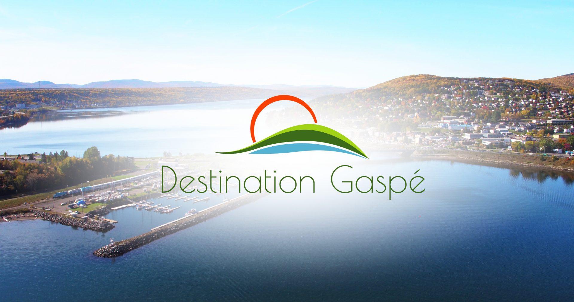 Destination Gaspé était là