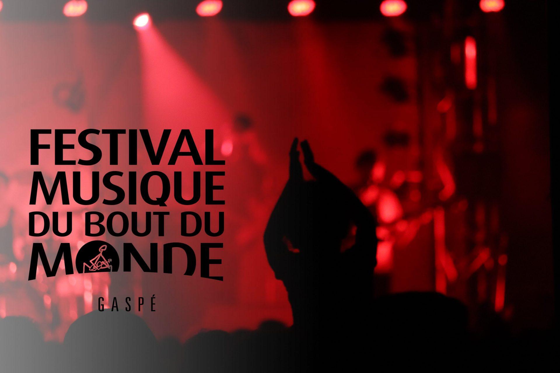 Gaspé : Hôte d'un festival haut en couleur