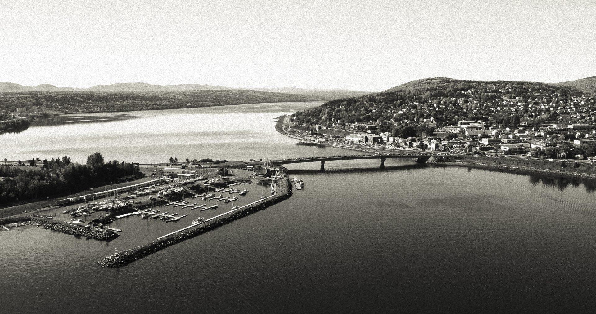 Effectuez un voyage dans le temps au cœur de la ville de Gaspé
