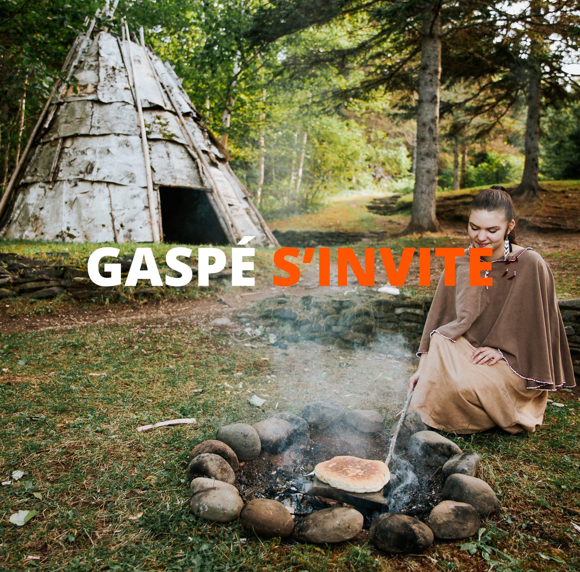 Gaspé s'invite : La bannique