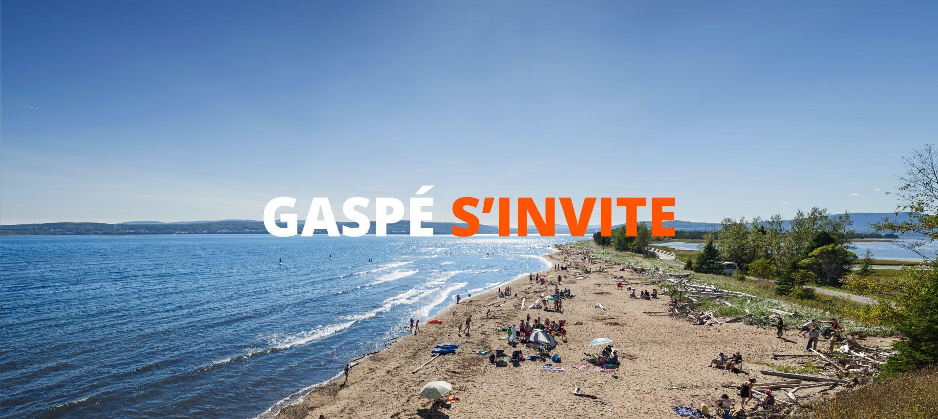 Gaspé s'invite : Ça flotte ou ça coule?